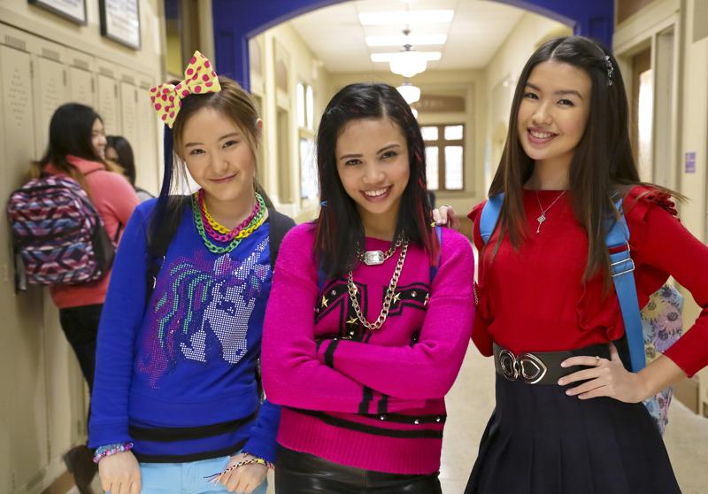 Make It Pop - Megan Lee As Sun-Hi - Louriza Tronco As Jodie - Erika Tham As Corkie