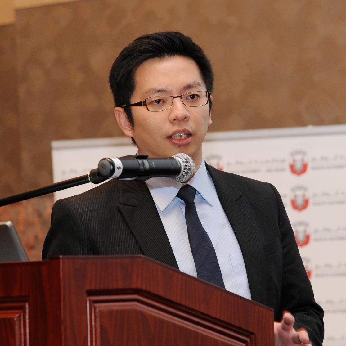 David CM Huang