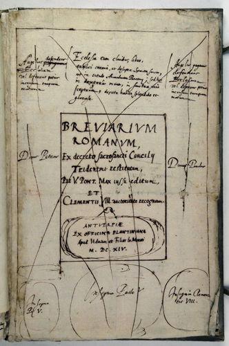 Preview: Zukünftige Ausstellung: Baroque Book Design