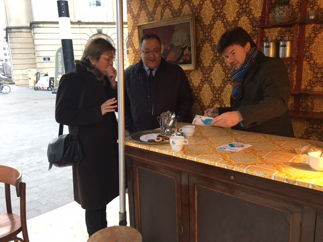 Lancering Burgerkabinet Brussel