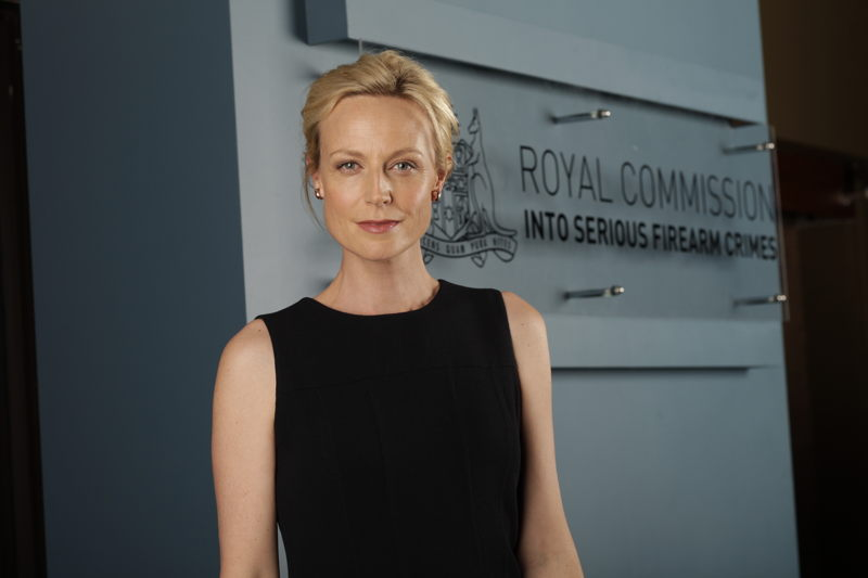 Marta Dusseldorp (Janet King) is nominated for Best Actress & Most Outstanding Actress