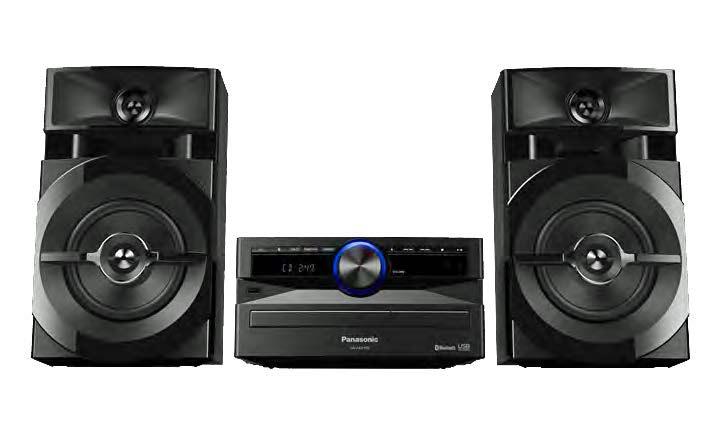 Panasonic Urban Audio SC-AKX100