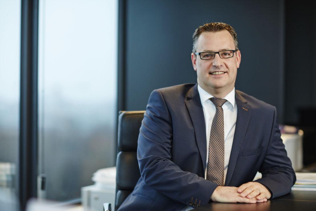 CFO Gert Vernaillen