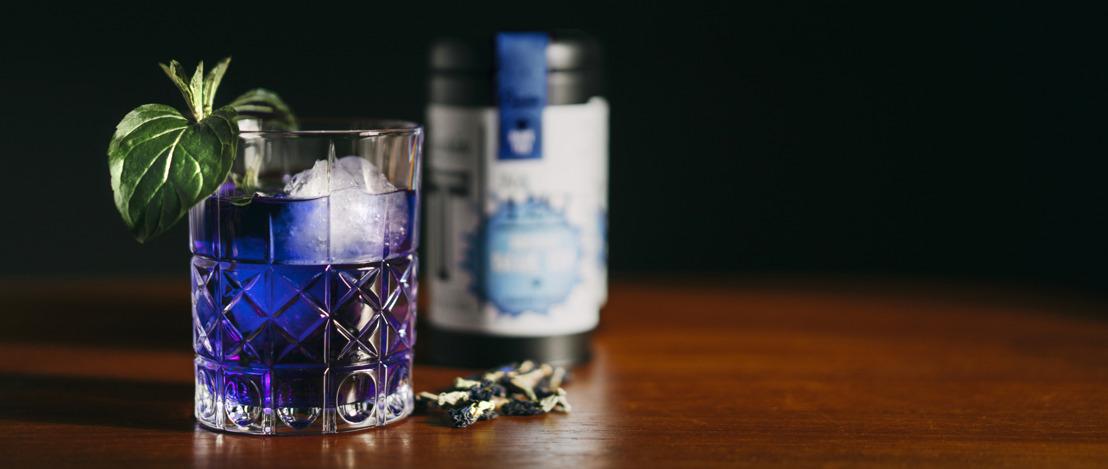 De nieuwe zomertrend: blauwe thee