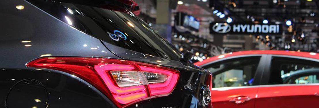 Les trois tendances les plus remarquables du salon chez Hyundai.