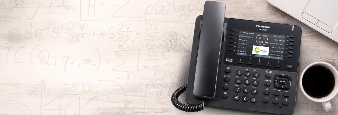 Panasonic entra al mundo de las comunicaciones por Software