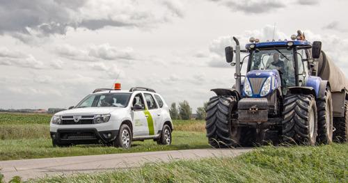 Vlaamse Landmaatschappij houdt verscherpte mestcontroles in 37 gemeenten