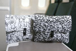 Cathay Pacific unveils new inflight amenity kits designed by G.O.D. for Premium Economy Class passengers