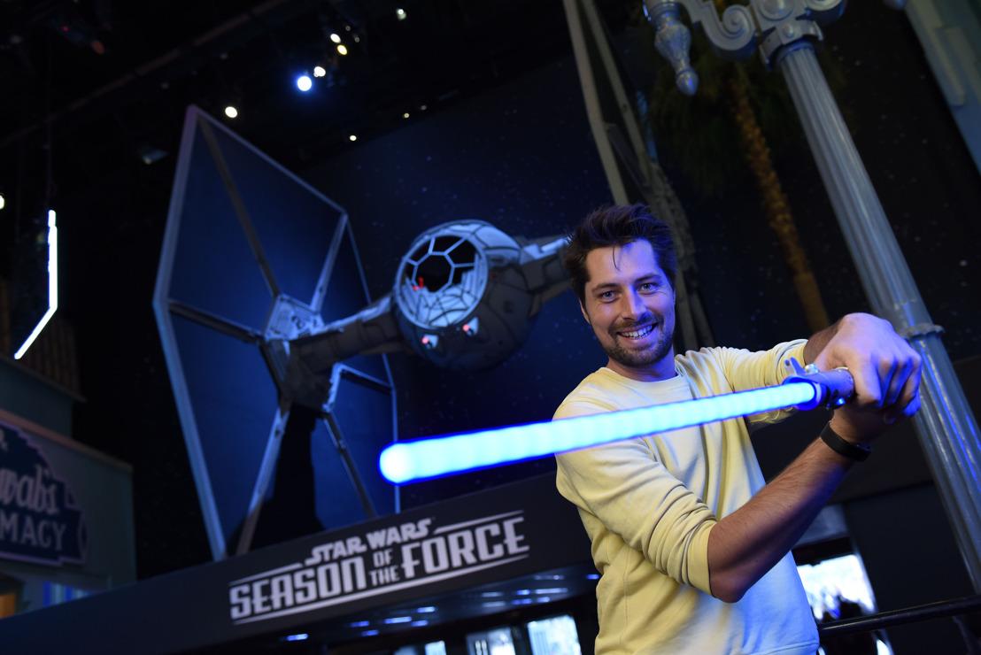 Het Star Wars-seizoen is back in full force bij Disneyland® Paris!