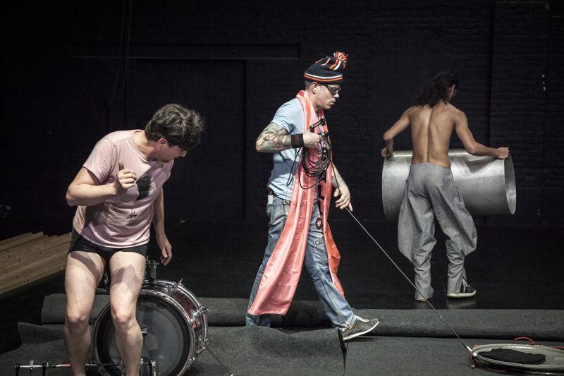 Maarten Seghers - O - 30/03 © Jasmin Horozic