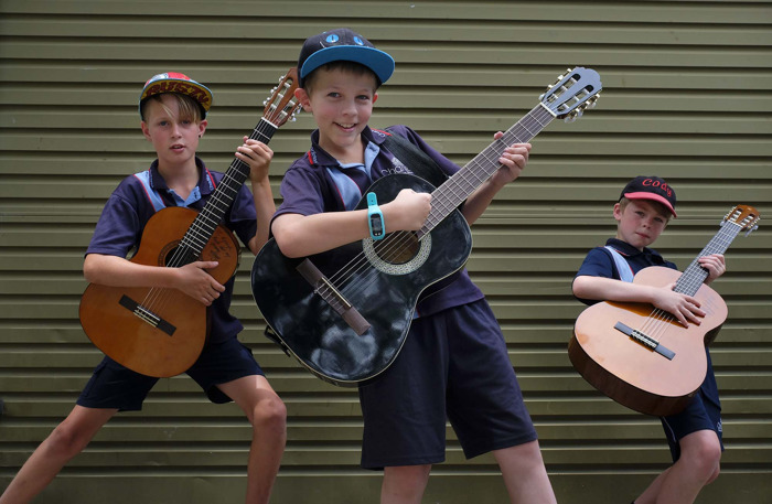 Don't Stop the Music: thousands of children to benefit from donated instruments