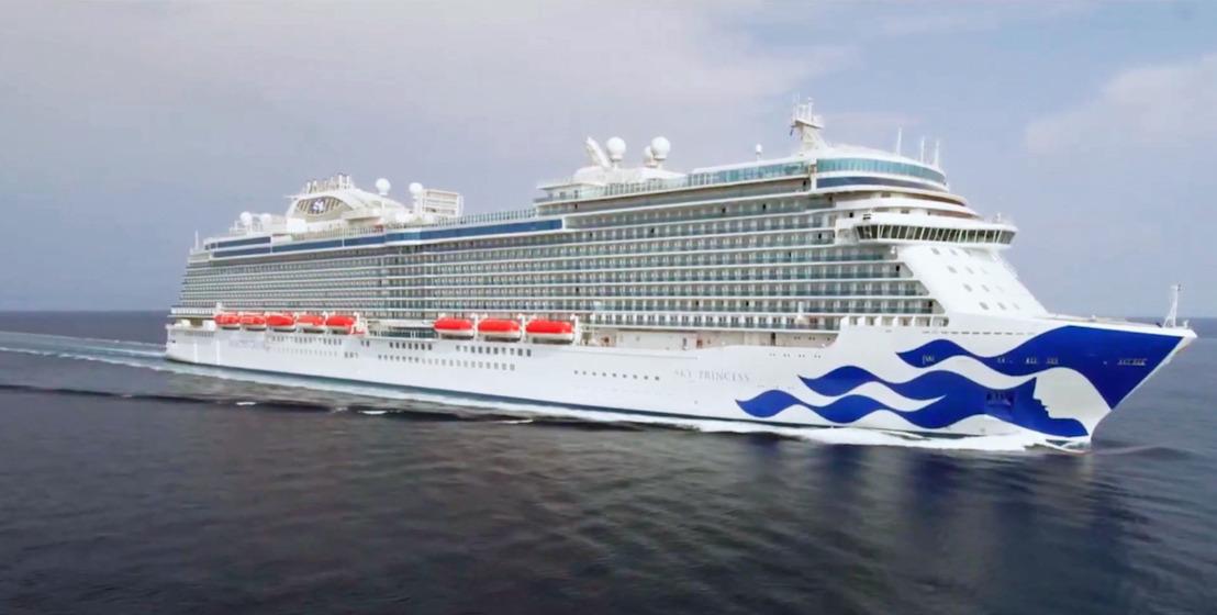 Los proyectores 4K de Panasonic abordan los cruceros Princess Cruises para ofrecer una primera experiencia de entretenimiento inmersiva