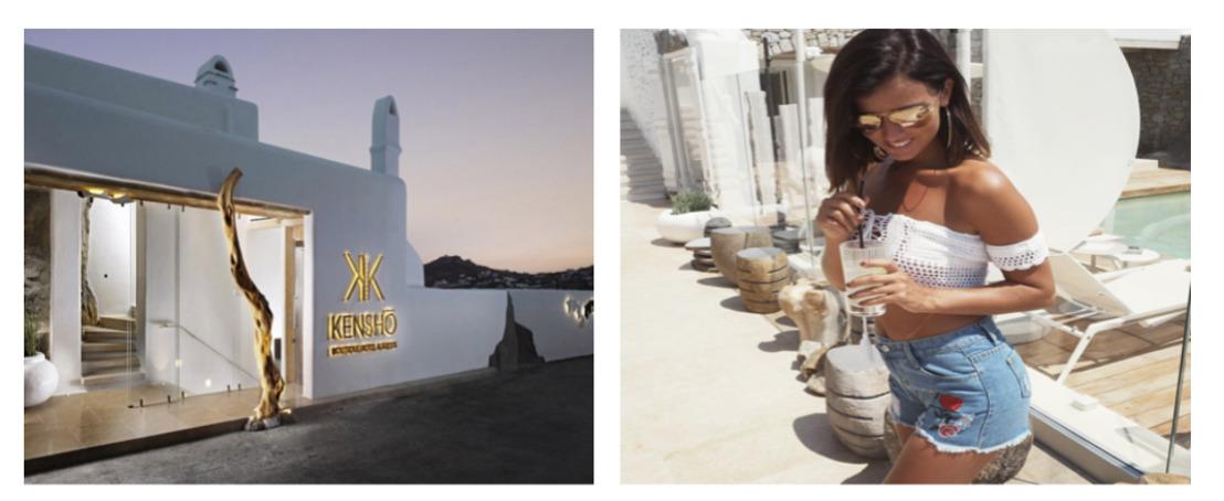 Celebrities Flock to Mykonos' Favourite Hideaway