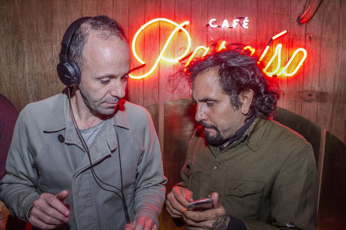 Gabriel Kuri y Dr. Lakra