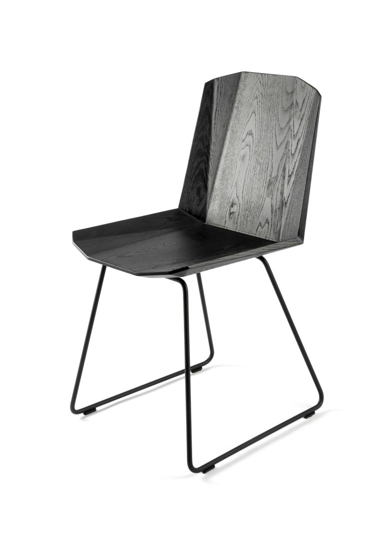 Facette Chair - Black