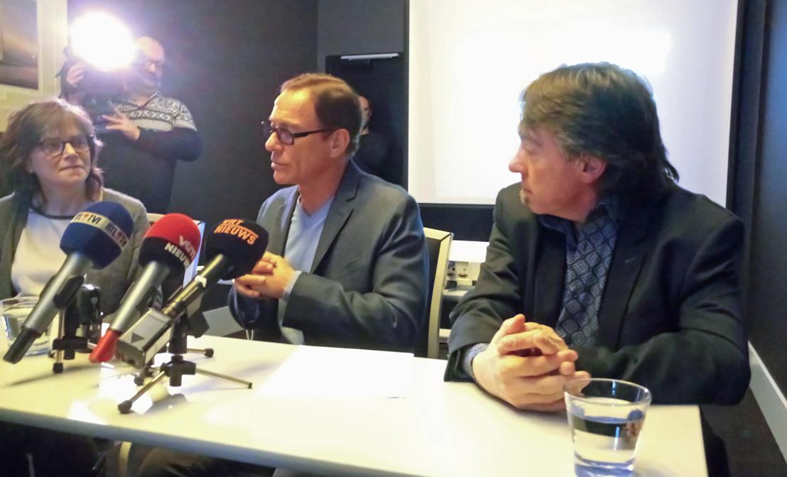 Jean-Claude Van Damme en GAIA bundelen de krachten voor dierenrechten!