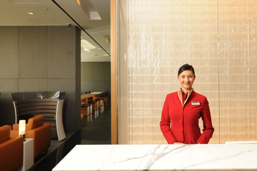 Cathay Pacific opens new lounge in San Francisco – airline's first branded lounge in the United States