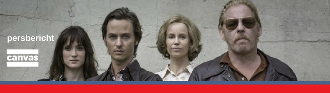 Nieuw op Canvas: The Same Sky – een spionagethriller met Sofia Helin (The Bridge)