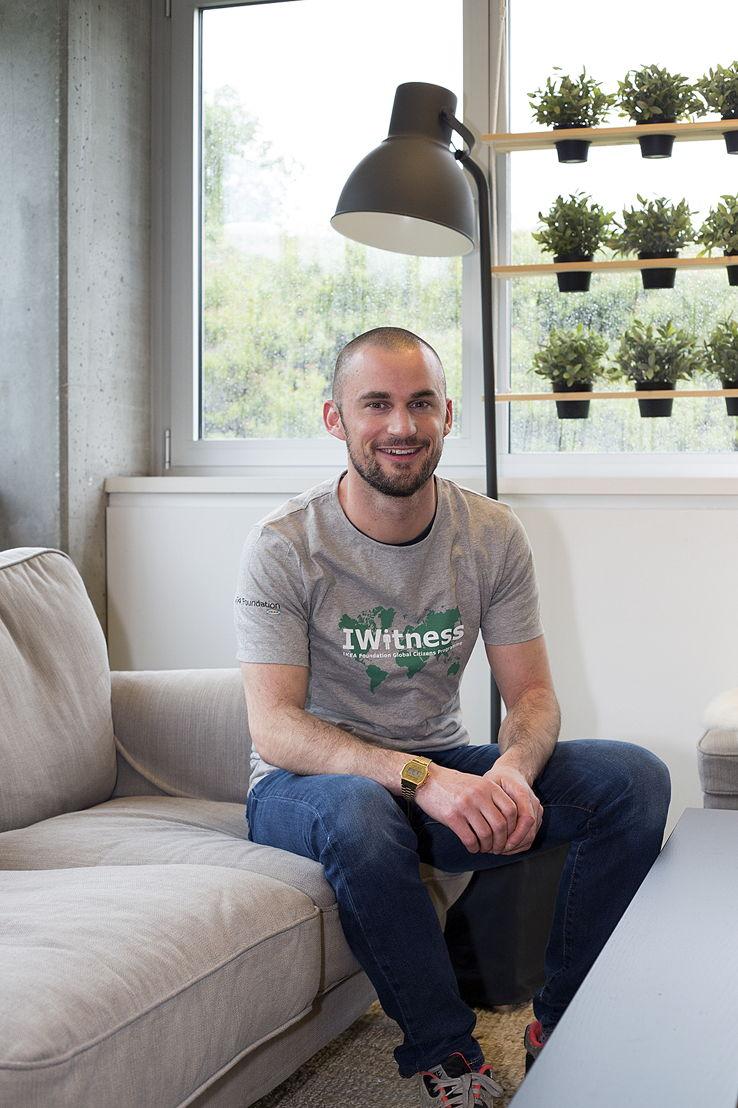 Baptiste Collard - IKEA Hognoul