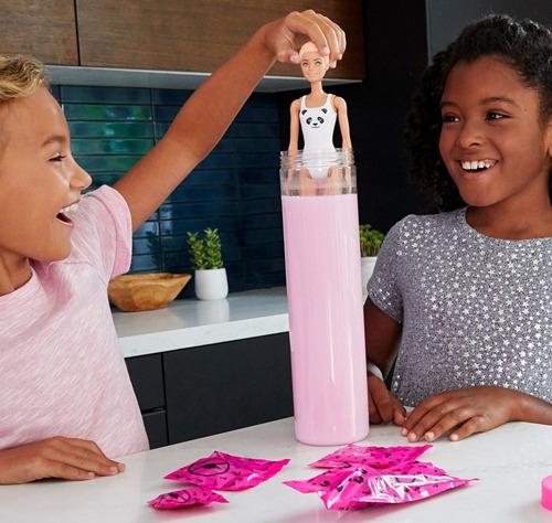 Barbie lanza en Mercado Libre la nueva muñeca sorpresa para que tus hijos se diviertan en casa