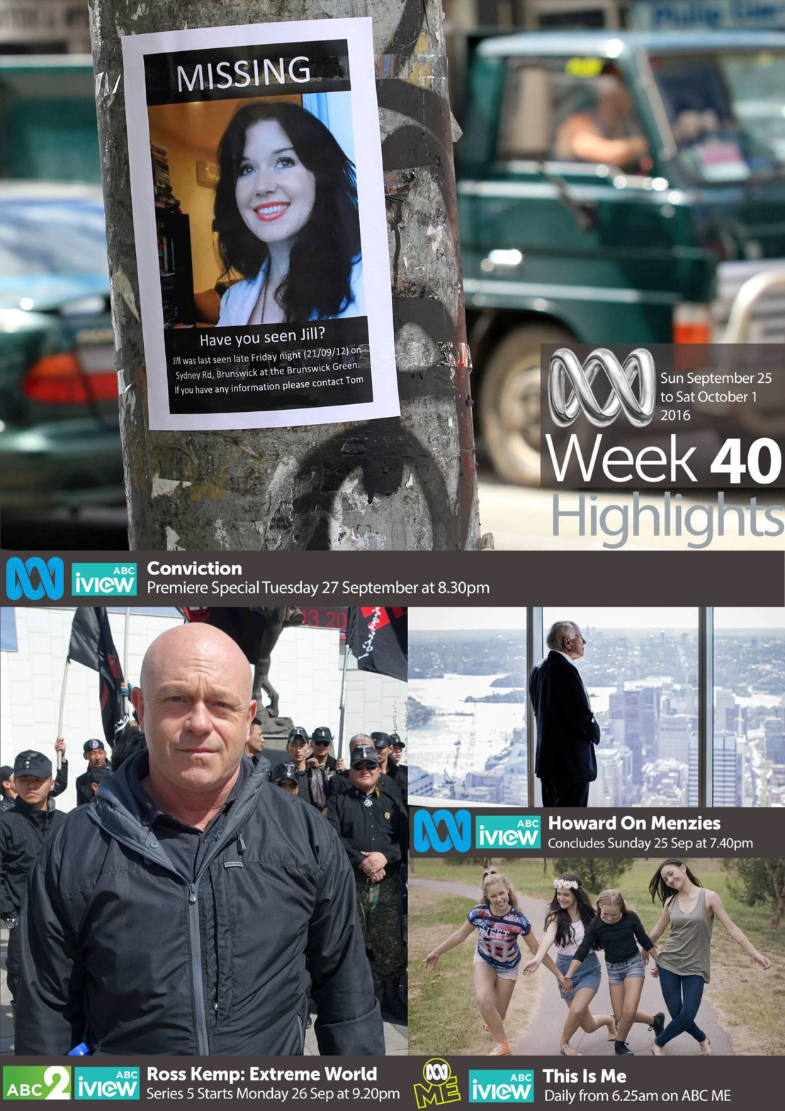 ABC Program Highlights - Week 40