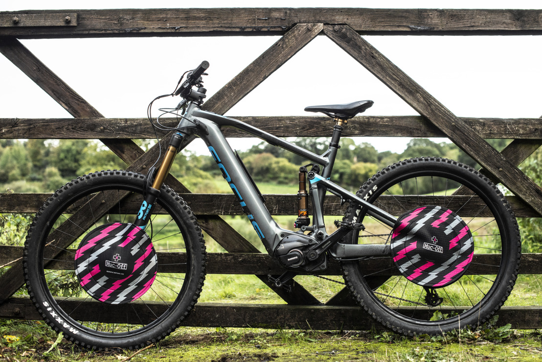 Muc-Off Introduces New Disc Brake Covers
