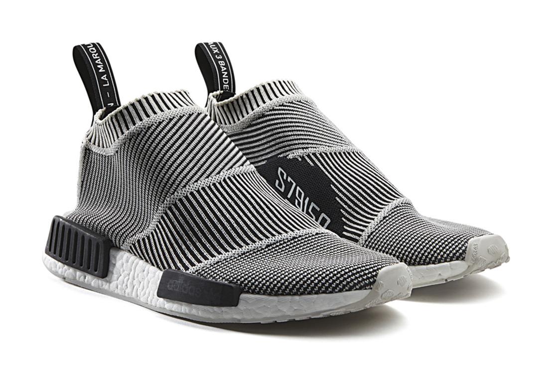 Experimenta la ciudad con NMD City Sock de adidas Originals