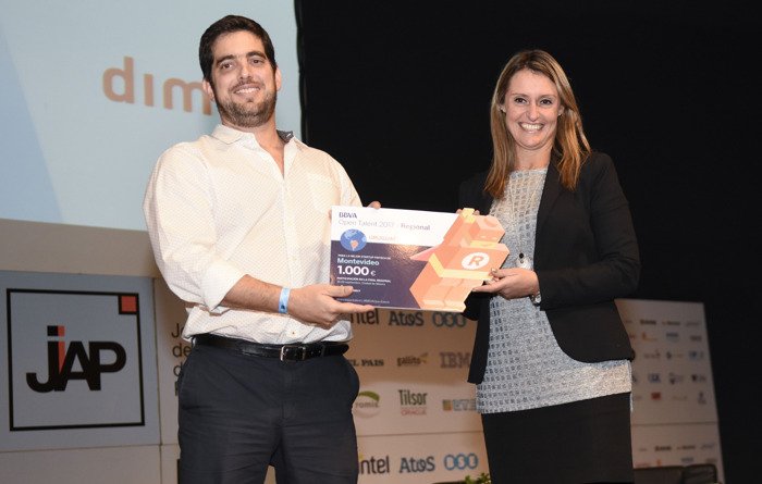 Preview: GenLives nombrada mejor startup de Uruguay en Seedstars Montevideo