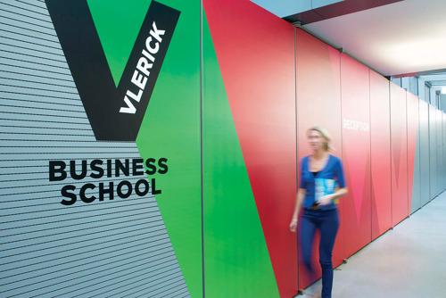 Vlerick Business School maakt digitale ambities waar met The Reference