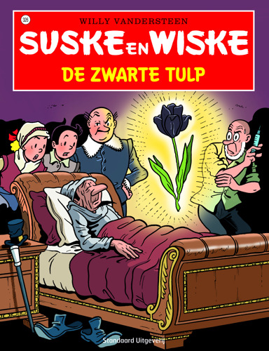 Preview: Haarlems Dagblad & Suske en Wiske voor één dag samen