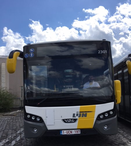 Preview: Reizigers Pajottenland en zuidelijke rand Brussel krijgen 65 nieuwe bussen