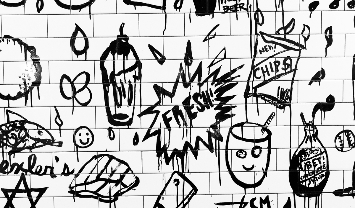 Academy: Sketchnotes of Public Relations presentations