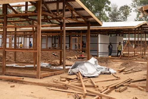DR Kongo, Nord-Kivu: MSF weitet Hilfe aufgrund steigenden Bedarfs aus