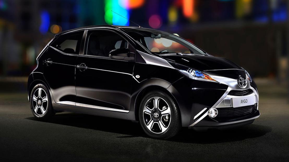 Toyota AYGO x-music: nouvelle série spéciale