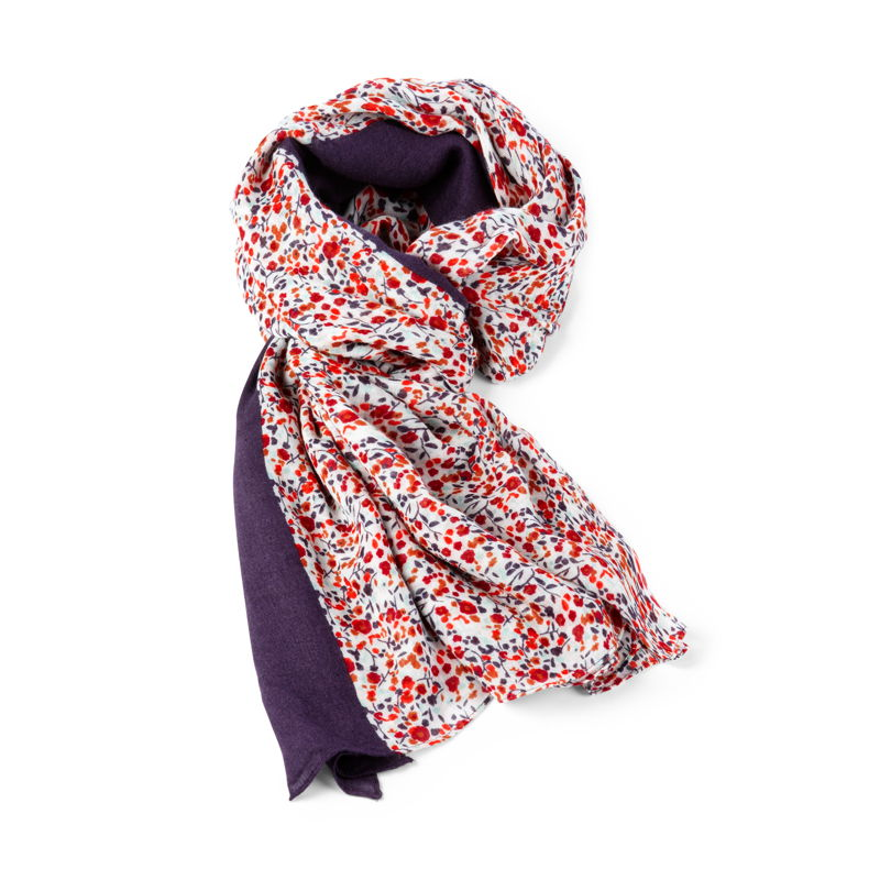 Scarf in Bloom
