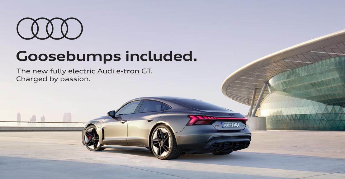 Something New voor Audi en GOOSE