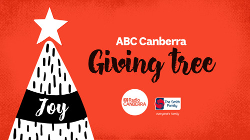 ABC Canberra partners with The Smith Family for annual Giving Tree Appeal