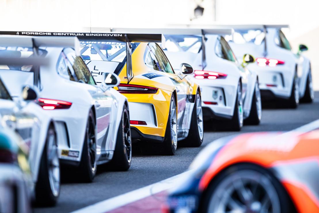 La Porsche Carrera Cup Benelux 2019 sera une bonne cuvée !