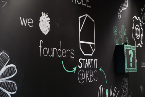 Nouveau record: 323 start-ups veulent accélérer chez Start it @KBC