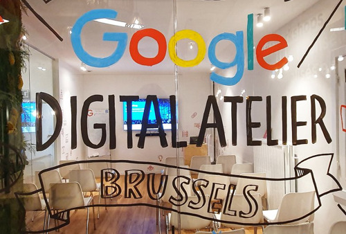 Le Google Digital Atelier et The Oval Office 100% en ligne