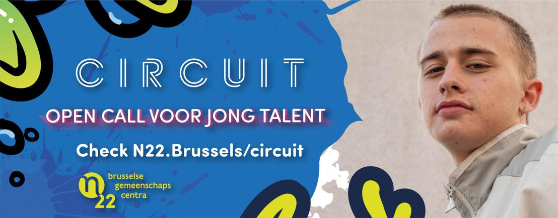 Open call voor jong talent: schrijf je in voor CIRCUIT 2022