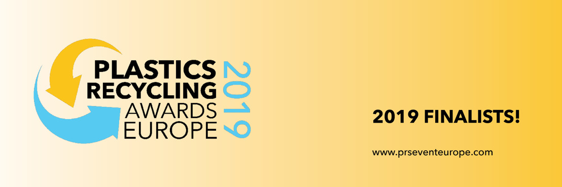 Plastics Recycling Awards Europe Announces 2019 Finalists