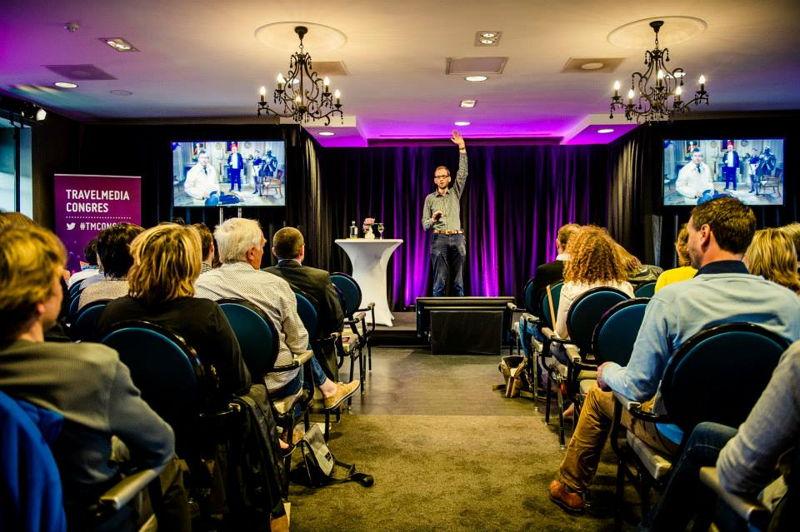 Travelmedia congres - Peter Bertels