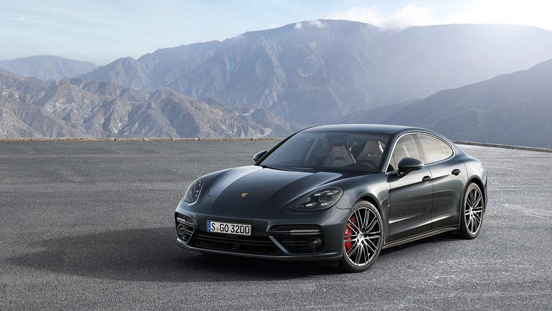 De nieuwe Porsche Panamera: gedurfde tweede generatie