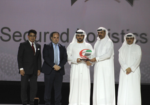 ترانس جارد تفوز بجائزة دبي للجودة