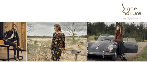 Signe Nature FW19: back to work
