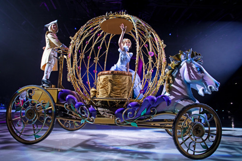 Favorite Disney characters explore the depths, heights and horizons of their dreams when Disney On Ice presents Dream Big comes to the Macon Centreplex, April 9-12
