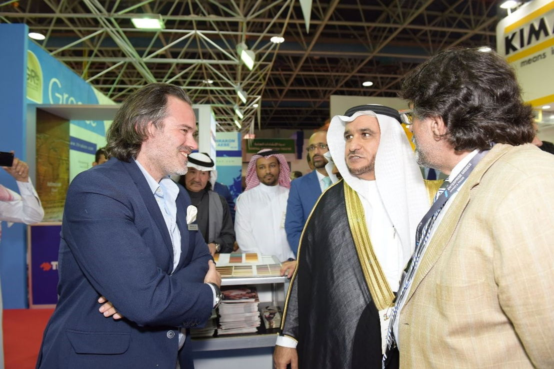 VIP Tour at The Big 5 Saudi 2018