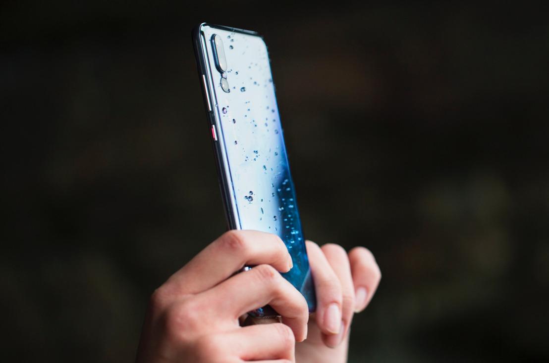 Vente record pour le nouveau produit phare de Huawei en Belgique