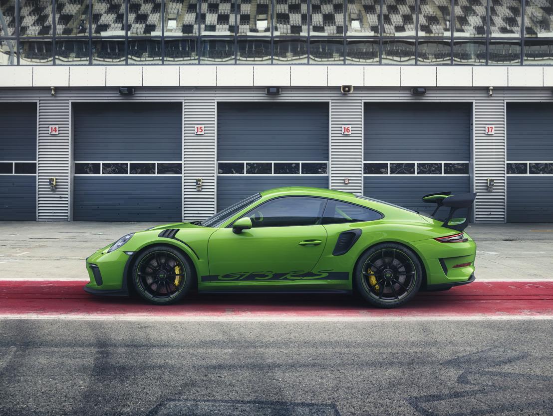 Nuevo Porsche 911 GT3 RS: con el foco puesto en la competición